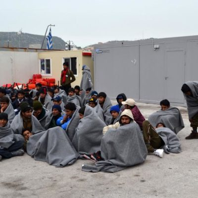 Third man dies in Moria hotspot