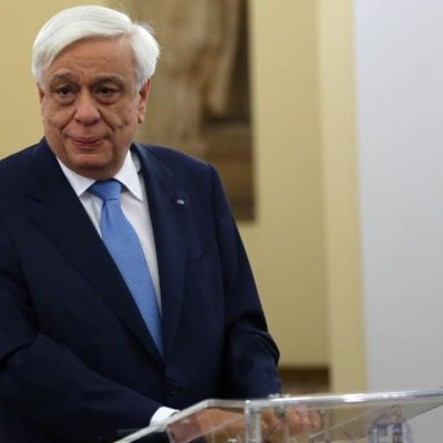 President Pavlopoulos: Anyone who does not respect international law will be defeated