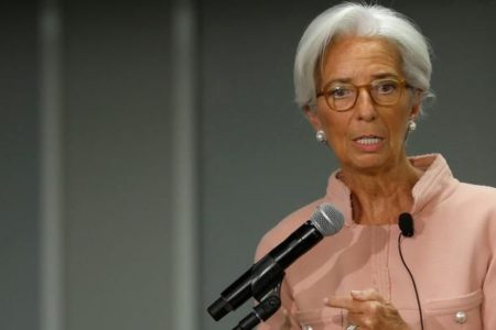 Lagarde says IMF recognizes the sacrifices of the Greek people but insists on reforms