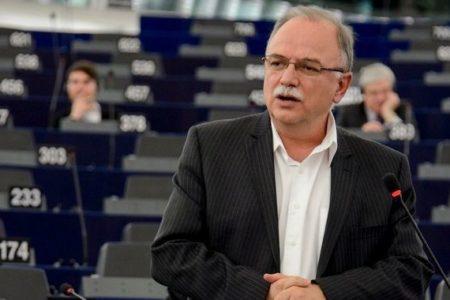 Papadimoulis: Greece should not be drawn into a 'rhetoric trap' with Turkey