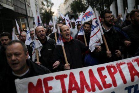 Greek gloom as economy stalls amid latest bout of EU wrangling