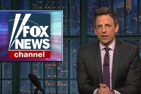 Late-night hosts on Fox News: 'The closest we have to state TV'