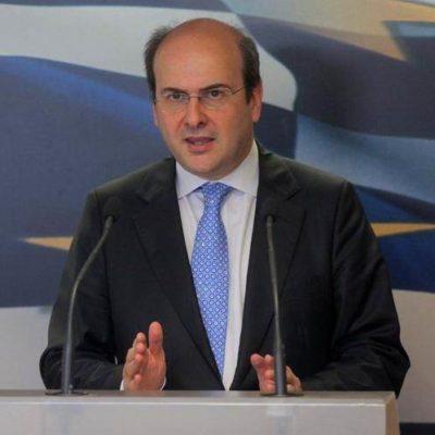 Hatzidakis: The fourth memorandum arrives
