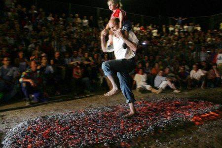 Lagada in Thessaloniki to revive 'Anastenaria' fire-walking festival