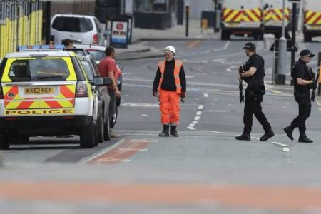 IS claims responsibility for blast targeting Ariana Grande concert