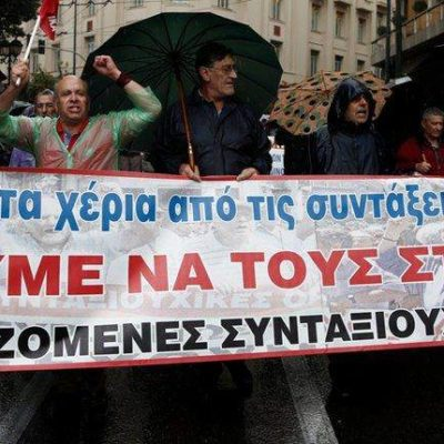 Transit shutdown in Greece as unions strike for right to strike