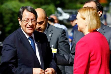 Cypriot leaders urged to seize opportunity to unify their island