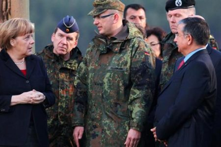 Germany to pull troops from Turkish base in spat with Ankara
