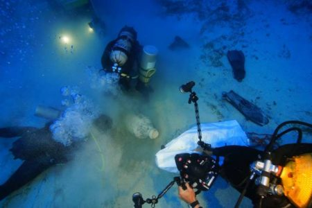8 new ancient ships found at the 'Shipwreck Capital of the World'