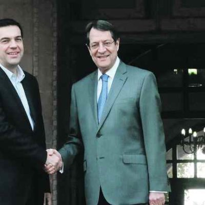 Greeks, Turks blame each other for collapse of Cyprus talks