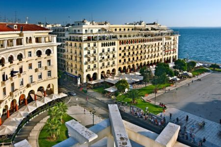 Thessaloniki in the spotlight: 100 years after a fire destroyed the city of refugees
