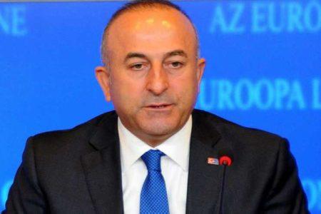 Provocative statements by Turkish Foreign Minister Çavusoglu