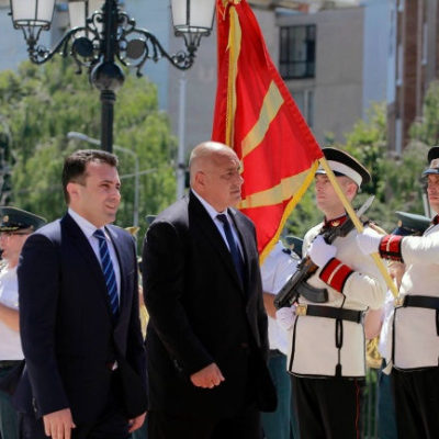 Tsipras-Zaev to discuss name dispute in Sofia
