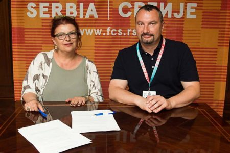 Greek-Serbian cooperation in film distribution