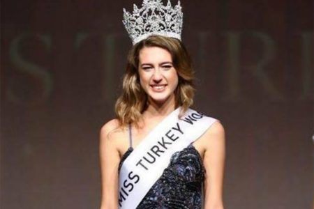 Miss Turkey dethroned over 'unacceptable' tweet on failed coup