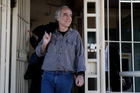 Greek terrorist's prison parole sparks global outrage