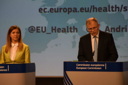 European Commission report shows an improvement of health in Greece