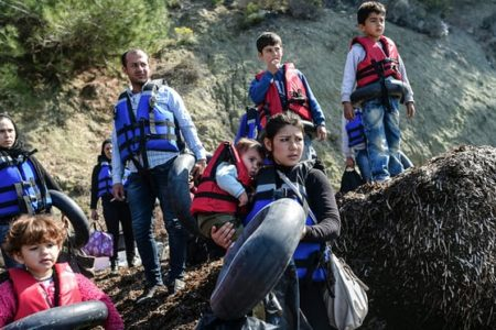 EU could 'scrap refugee quota scheme'