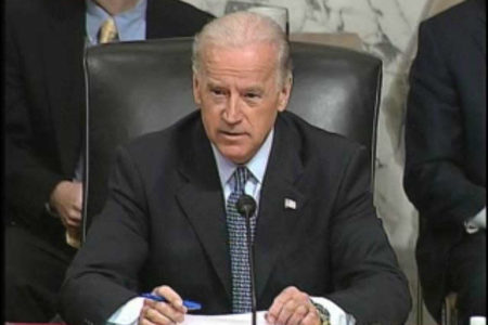 Biden calls for action to stop Russian 'assault' on Western democracy