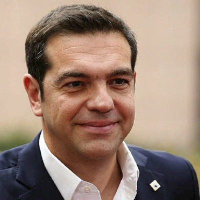 Tsipras in Brussels for the informal EU Summit