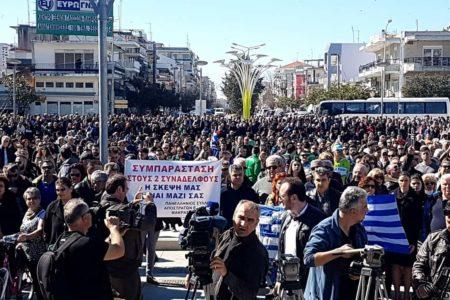 Greeks vent fury over soldiers being 'held hostage' in Turkey