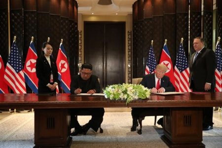 Defector: Trump 'stabbed the heart' of North Koreans at summit