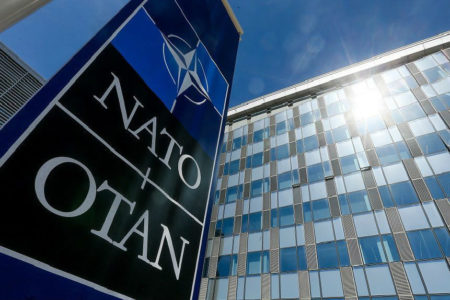 NATO flexes muscles in show of strength to Russia
