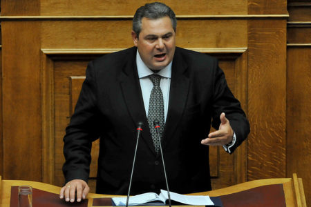 Kammenos: Agreement ratified only with the people's consent