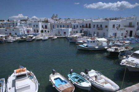 Travel & Leisure: Paros best island in Europe to visit