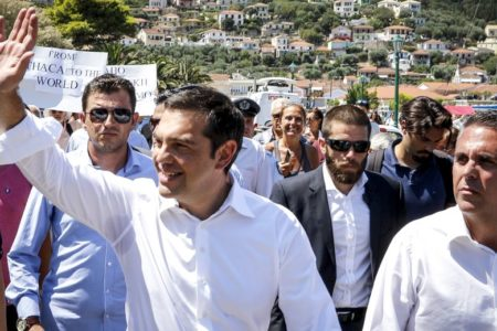 Tsipras: A new day is dawning in Greece