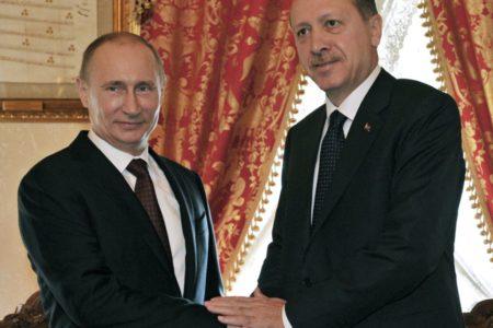 Erdogan blames West for Turkey's economic turmoil