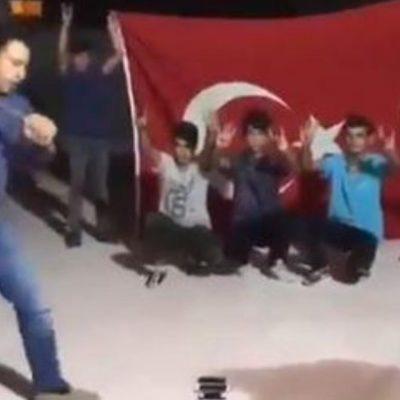 In US dispute, a few Turks destroy iPhones in online posts