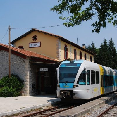 Hellenic Railways to upgrade services, train stations