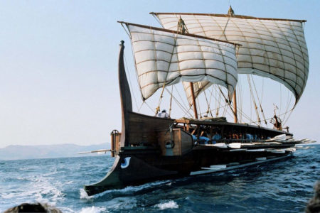 Ancient mariners: Greek navy offers taste of life in galleys