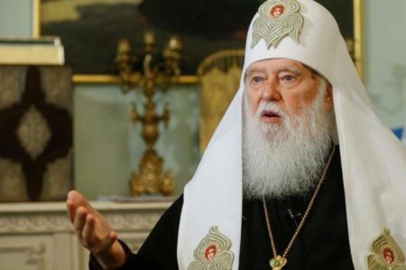 Greek Church set to rebuff Russian call for talks on Ukraine in orthodox rift