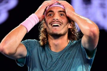 Stefanos Tsitsipas qualifies for the Australian Open semifinals